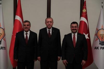 Cumhurbaşkanı Erdoğan Şanlıurfalılara Selamlarını İletti