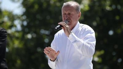 Cumhurbaşkanı Erdoğan: Kandil'i Bombalıyoruz, Birkaç Güne Başka Müjdelerimiz Olacak