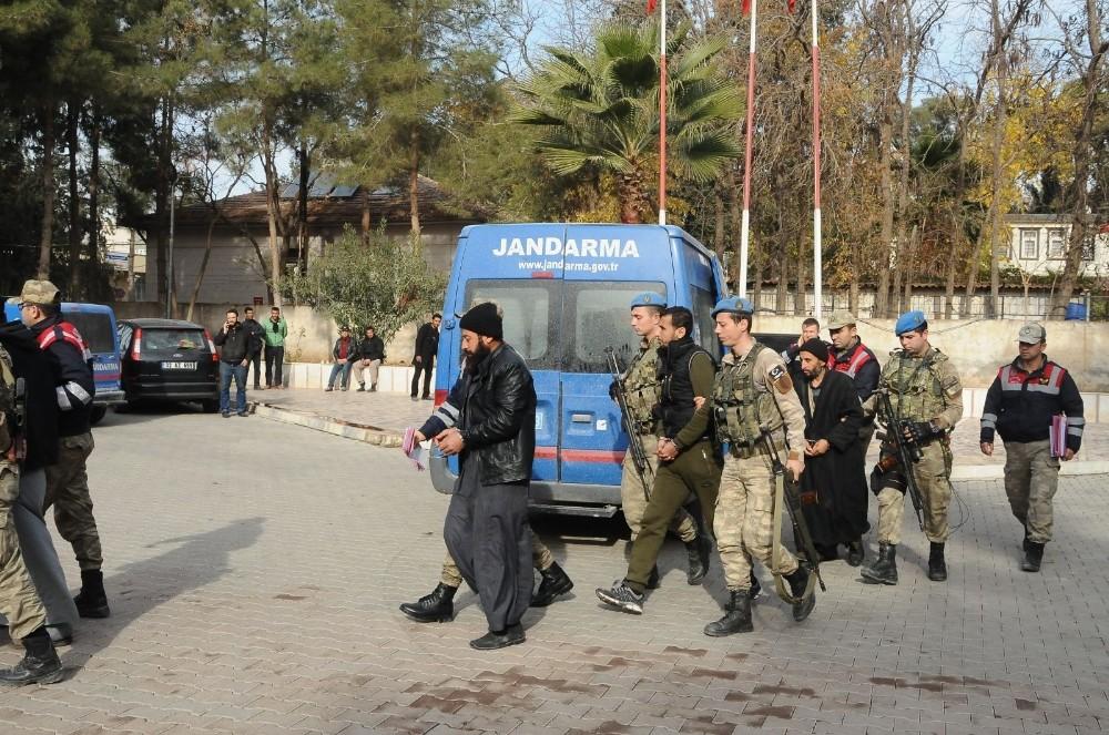 Şanlıurfa'da 3 DEAŞ'lı yakalandı