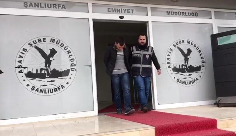 Şanlıurfa'da 2 yankesici yakalandı