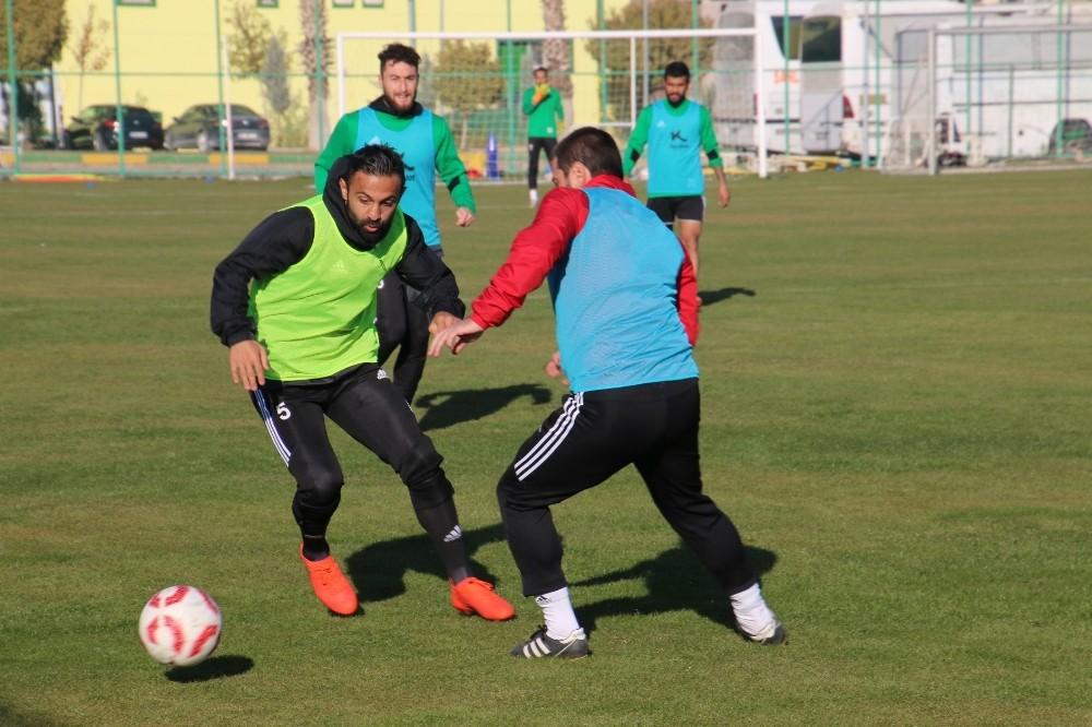 Şanlıurfaspor, Kahramanmaraşspor maçının hazırlıklarını sürdürüyor