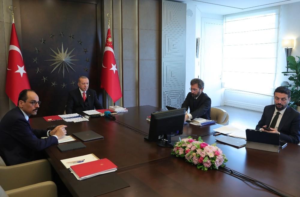 """Cumhurbaşkanı Erdoğan: """"Arife gününden bayramın son gününe kadar 81 ilde sokağa çıkma kısıtlaması uygulanacak"""""""