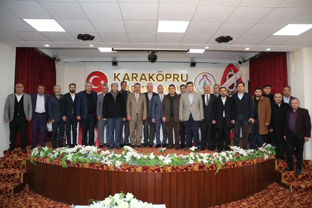 Karaköprü Belediyespor Başkanı Ahmet Kenan Kayral oldu