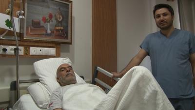 Eğitim Araştırma Hastanesinde Low Anteror Rezeksiyon  Ameliyatı Gerçekleştirildi.