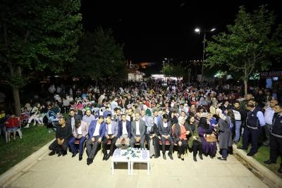 Eyyübiye Belediyesi Ramazan Etkinliğine Vatandaşlar Yoğun İlgi Gösterdi