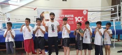 Eyyübiye Belediyesi Gençliği Başarıyla Göz Dolduruyor