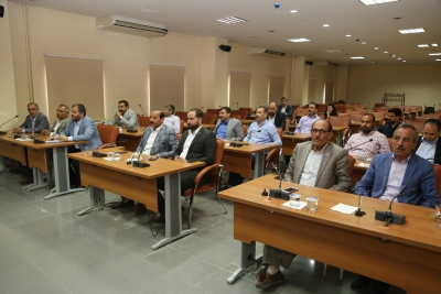 Eyyübiye Belediyesi Haziran Ayı Meclis Toplantıları Devam Ediyor