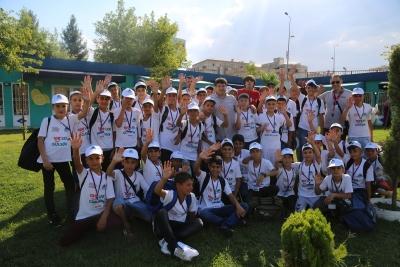 Eyyübiye Belediyesi Eyyübiyeli Gençleri Yaz Kampına Gönderdi