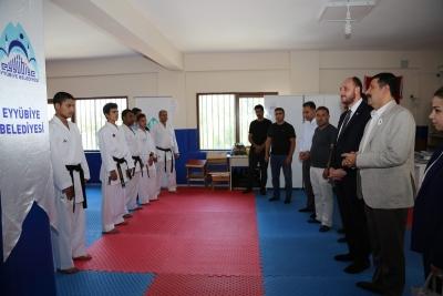 Eyyübiye Belediyesi ROL Model Gençlik Yetiştiriyor.