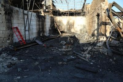 Eyyübiye Belediyesi Yanan Oduncular Pazarına Destek Verecek