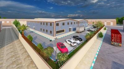 Eyyübiye Belediyesi ayakkabı fabrikası kuruyor