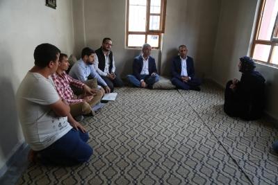Eyyübiye Belediyesi Ekipleri İlçeyi Karış Karış Dolaşıyor