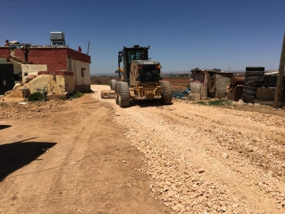 Eyyübiye Belediyesi Dur Durak Demeden Çalışıyor