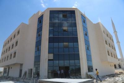 Eyyübiye Belediyesinden 5 Yıldızlı Otel Konforunda Misafirhane