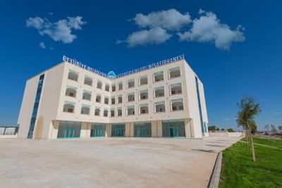 Eyyübiye Belediyesinin Devasa Eseri Açılışa Hazır
