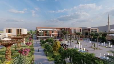 Eyyübiye'ye kamu kampüsü