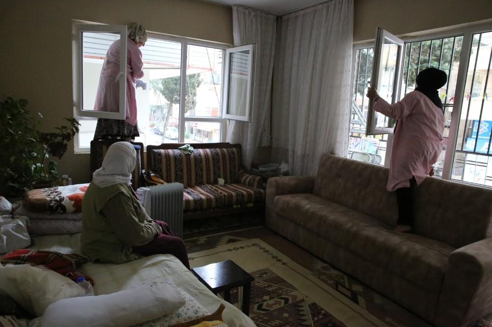 Haliliye'de yaşlılara evde bakım hizmeti
