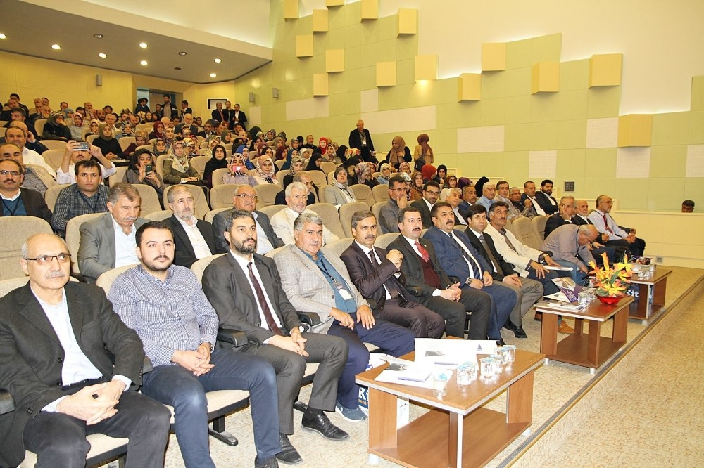 HRÜ'de tefsir akademisyenleri koordinasyon toplantısı gerçekleştirildi