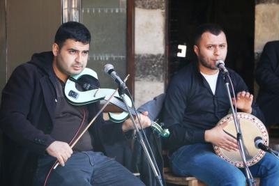 Gümrükhan'daki Müzik Şöleni Devam Etti