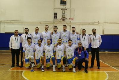 Haliliye Basketbol Takımı Çeyrek Finale Yükseldi