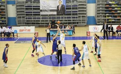 Haliliye Basketbol Takımı, Yüksekçıta'yı İki Sayı Farkla Geçti