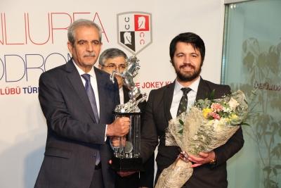 Haliliye Belediye Başkanlığı Koşusunu 'Delicihan' Kazandı