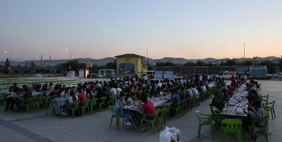Haliliye Belediyesi, Ramazan Sofralarını Bu Yıl 5'İnci Kez Açtı