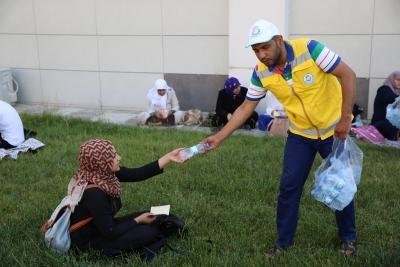 Haliliye Belediyesi Sınav Öğrencileri Ve Velilierini Unutmadı