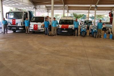 Haliliye Belediyesi Kurban Bayramında Sahada Olacak