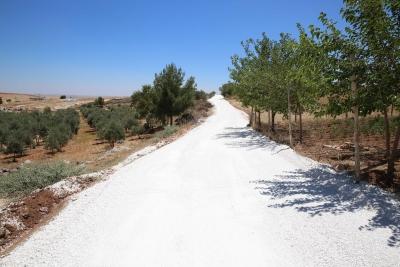 Haliliye Belediyesi Kırsalda Yol Atağını Sürdürüyor