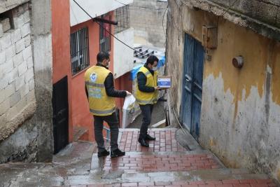 Haliliye Belediyesinden sıkı pandemi denetimi