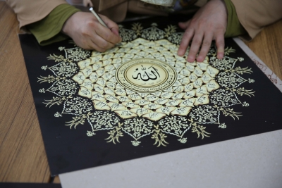 Haliliye Belediyesin'de Sabır Ve Emek Sanata Dönüşüyor