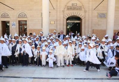 Haliliye Belediyesinde 5'nci Sünnet Şöleni için Başvurular Başladı