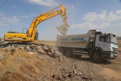 Haliliye Belediyesinden Dağeteği'nde 28 Yeni Yolu Hizmete Sundu