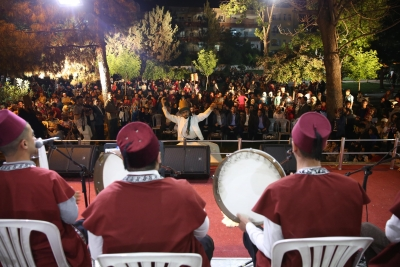 Haliliye Belediyesin'den İlahi Konseri