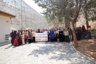 Haliliye Belediyesinde Kadınlar İçin 'Kültür' Gezileri Devam Ediyor