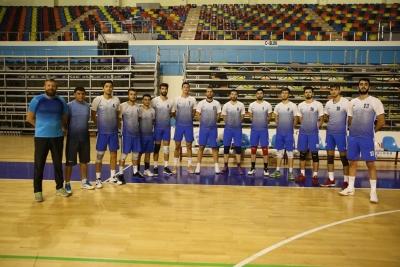 Haliliye Belediyespor,  Efeler Ligi'ne yükseldi.