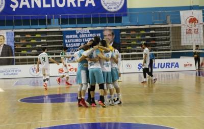 Haliliye Belediyespor Voleybol Takımı,Yeni Sezona Hazırlanıyor