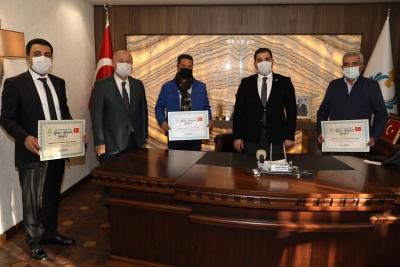 Haliliye'de  'beyaz bayrak' projesi hayata geçirildi