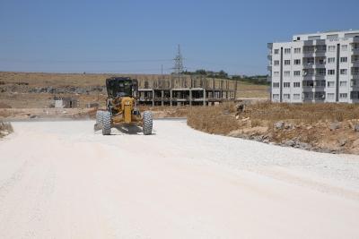 Haliliye'de yeni yollar ilçeye kazandırılıyor