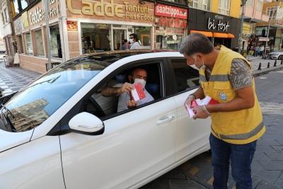 HALİLİYE'DEN VATANDAŞLARA 'ZAFER BAYRAMI' HEDİYESİ