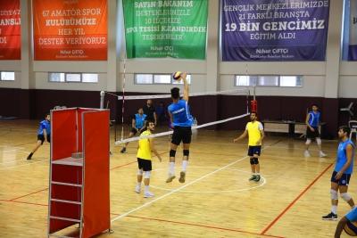 Haliliye'den Voleybol Maçına Davet