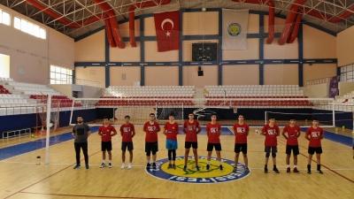 Harran Üniversitesi Voleybol Milli Takımına Sporcu Yetiştiriyor