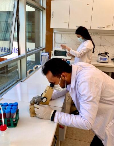 Harran Üniversitesi'nden Vişne Çekirdeği Projesi