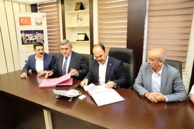 Harran Üniversitesi Temiz İçme Suyuna Kavuşacak