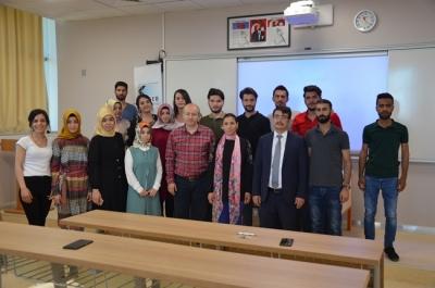 Harran Üniversitesi'nde Uygulamalı Girişimcilik Eğitimi
