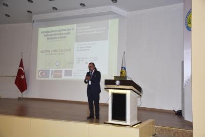 Harran Üniversitesi'nde Vektör Kaynaklı Bulaşıcı Hastalıklar ile İlgili Önemli Çalıştay