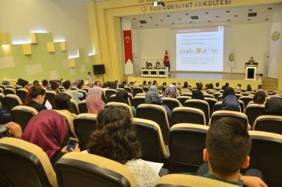 Harran Üniversitesinde Popüler Bilim Yazarlığı Söyleşisi Düzenlendi