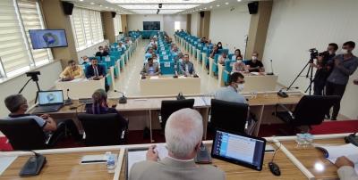 HARRAN'DA İMAR DEĞİŞİKLİĞİ BÜYÜKŞEHİR MECLİSİNDE KABUL EDİLDİ