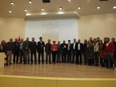 Hrü Coğrafya Bölümünden Uluslararası Düzeyde Panel